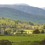 Balmoral Castle and The Cairngorms