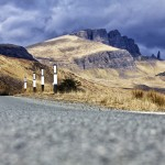 view to the Old Man of Storr